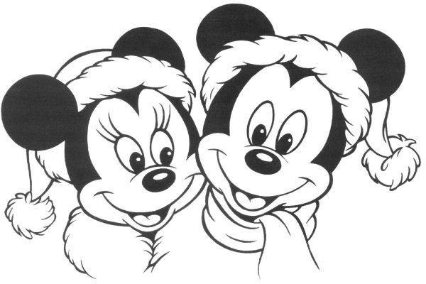Comment dessiner mini et mickey la r ponse est sur - Comment dessiner mickey ...